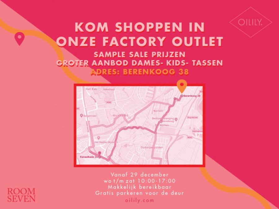 Verrassend Oilily outlet -- Outletwinkel in Alkmaar EJ-92
