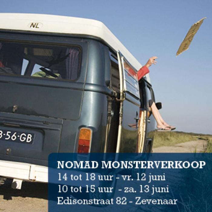 website voor korting behoorlijk goedkoop best aardig Nomad Monsterverkoop -- Sample Sale in Zevenaar