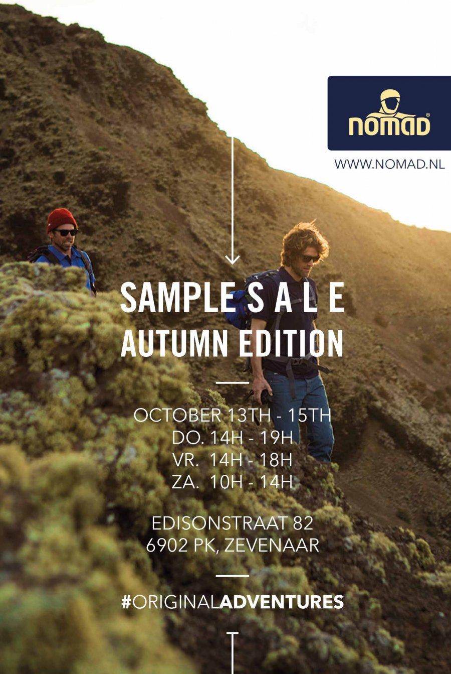 hoge kwaliteit 100% topkwaliteit horloge Nomad Autumn Sample Sale -- Sample Sale in Zevenaar