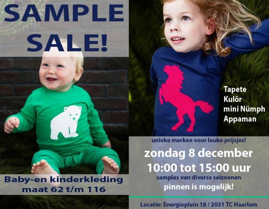 Kinderkleding Haarlem.Baby En Kinderkleding Sample Sale Sample Sale In Haarlem