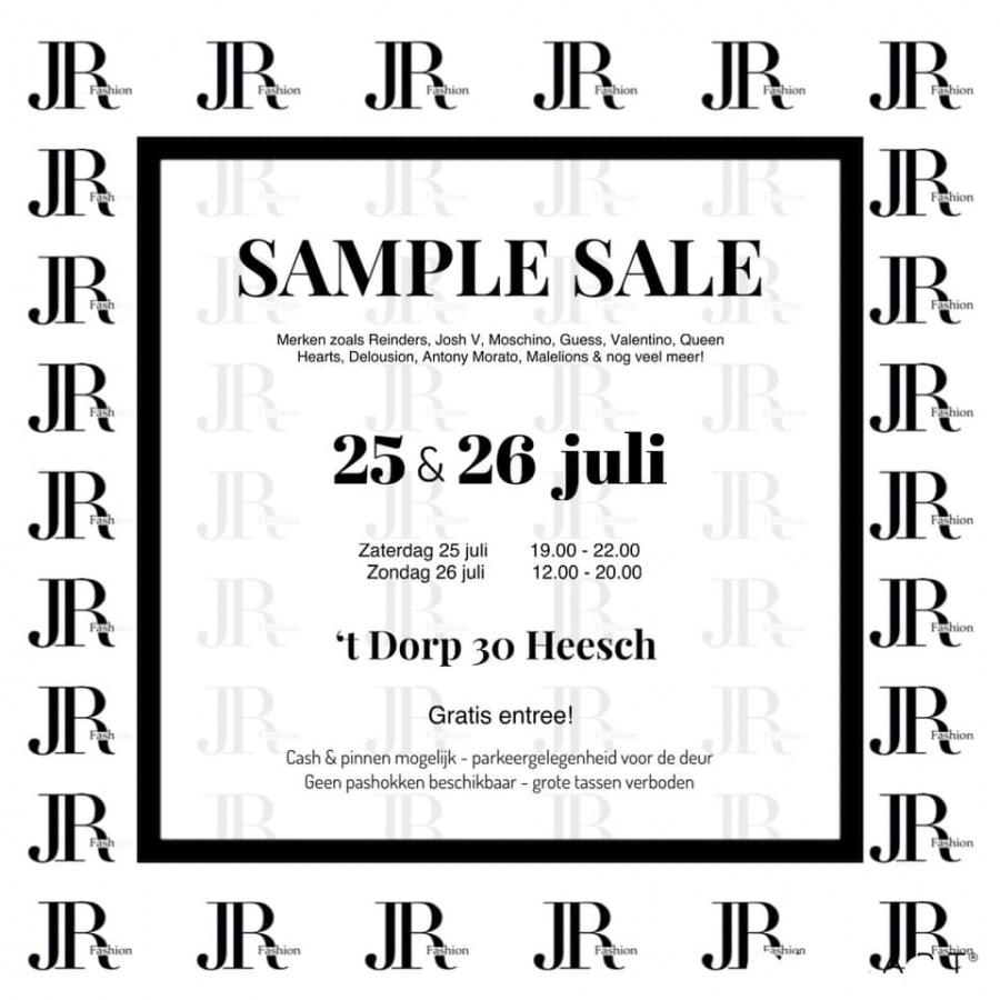 Reinders sample sales: De volledige lijst!