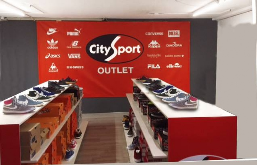36386b4c123 City Sport Outlet IJmuiden -- Outletwinkel in IJmuiden