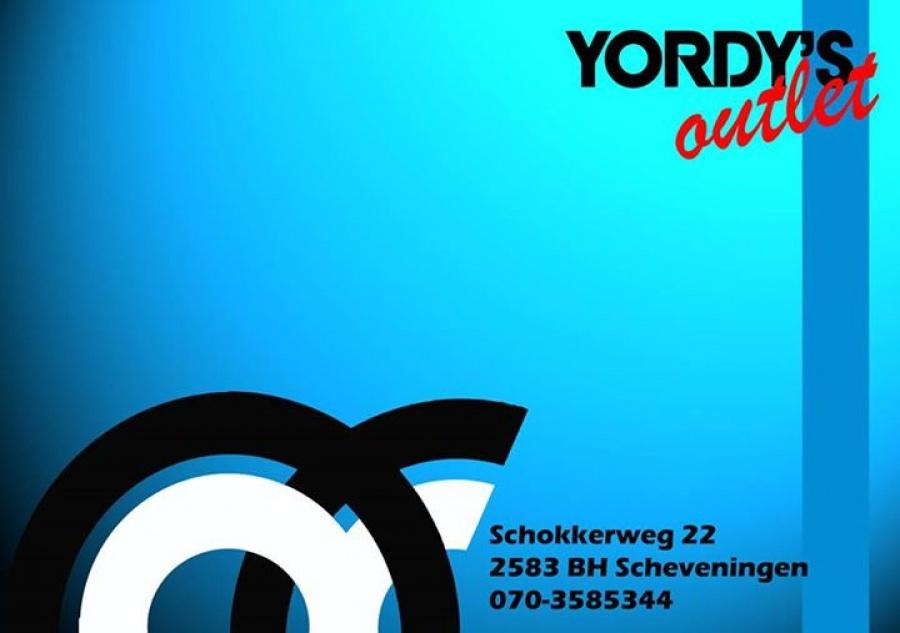 9db0aeee002e Yordy s Outlet biedt u kleding, schoenen en accessoires van topmerken voor  super lage prijzen .