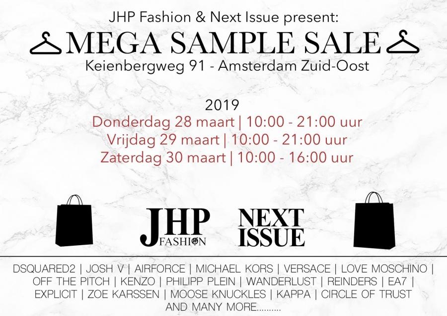 Philipp Plein sample sales: De volledige lijst!