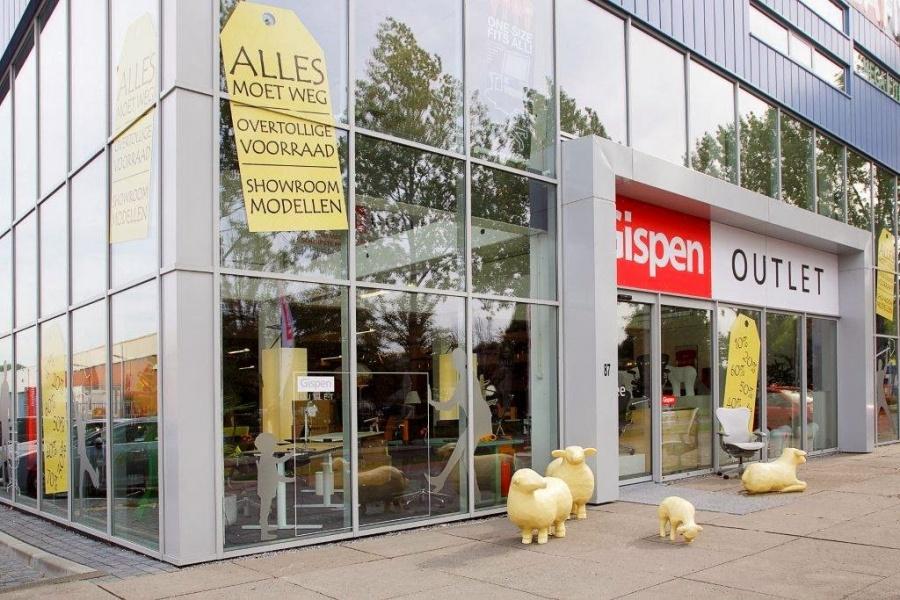 Design Meubels Groningen.Gispen Outlet Outletwinkel In Delft