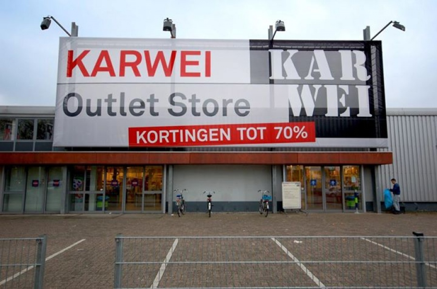 Escapade outlet meubels for Outlet meubels