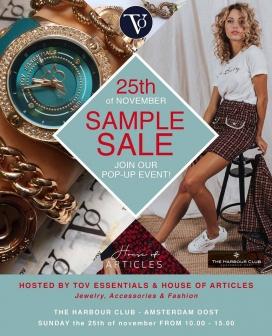 Wonderlijk TOV Essentials sample sales: De volledige lijst! MP-69