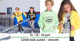 9602987b3a06a8 Tientjesmarkt + Vingino sample sale zomer 2019